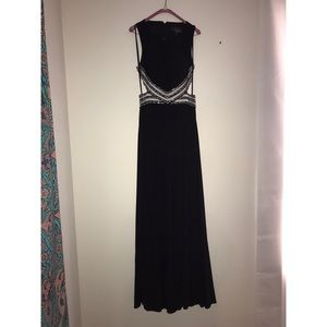 Beautiful Black Formal/Prom dress